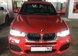 Автомобиль BMW X4