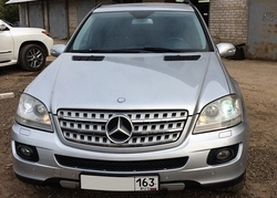 Автомобиль Mercedes-Benz ML