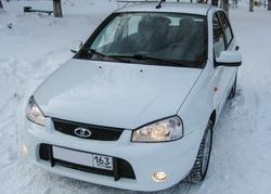 Автомобиль Lada Kalina Sport