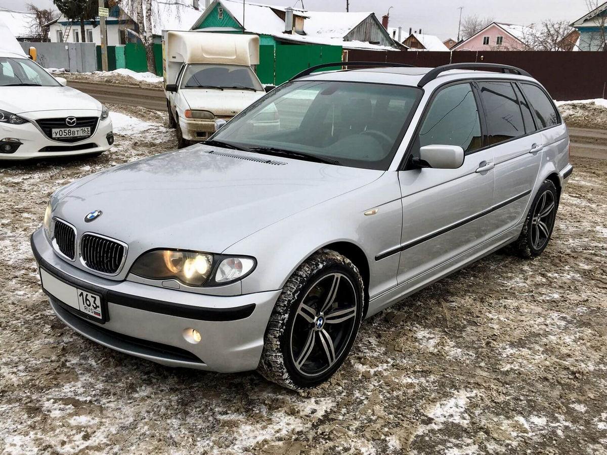 BMW 330d 2002