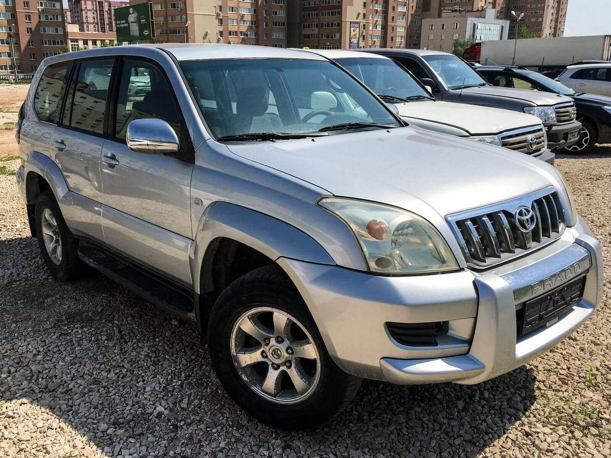 Toyota LC Prado 2006