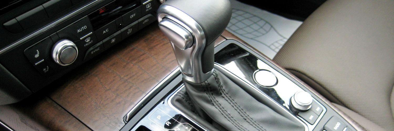 Рычаг переключения скоростей Audi A6 2014 года