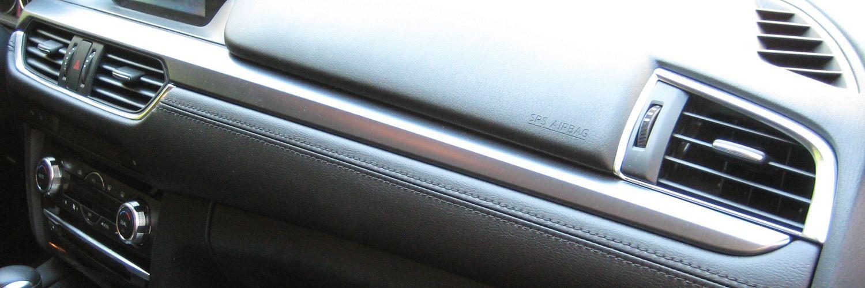 Панель автомобиля Mazda 6 2016 года