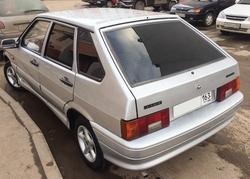 Автомобиль Lada 2114