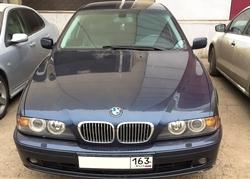 Автомобиль BMW 5 E39