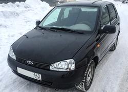 Автомобиль Lada Kalina седан
