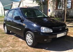 Автомобиль Lada Kalina хетчбек