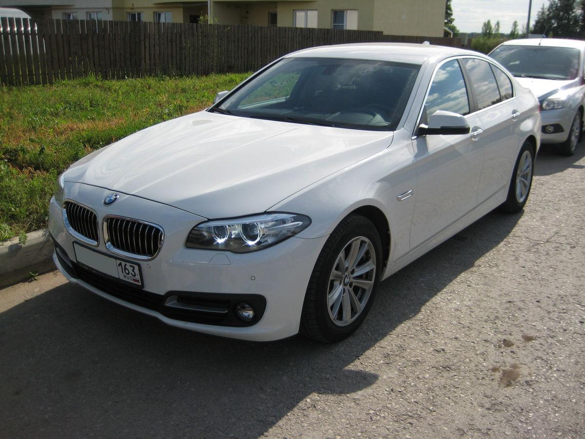 BMW 5 2015