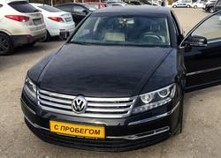Автомобиль Volkswagen Phaeton