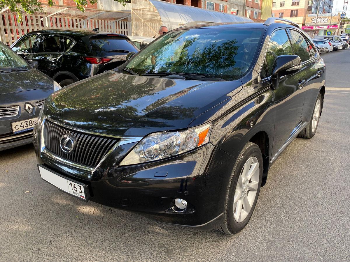 Lexus RX270 2010