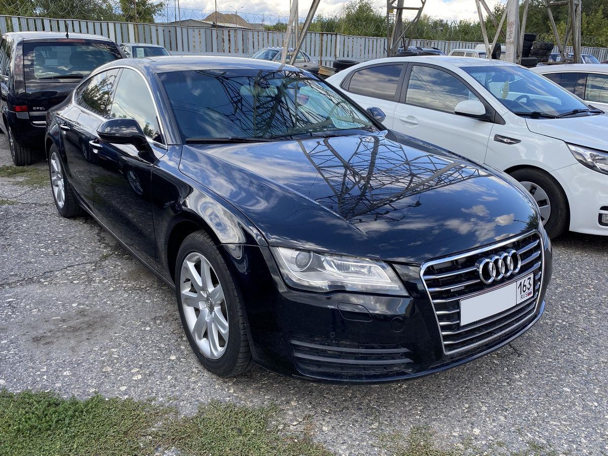 Audi A7 2010